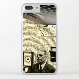 Recurrence of Cancer #1 Clear iPhone Case