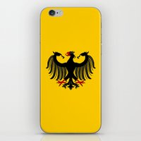 german iPhone & iPod Skins featuring German Eagle by Richard Fay