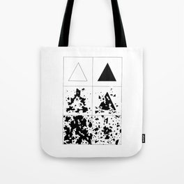 Infection/Erosion Tote Bag