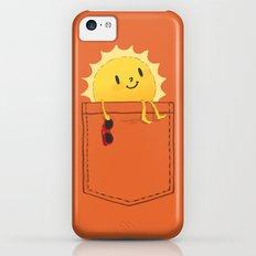 Pocketful of sunshine iPhone 5c Slim Case