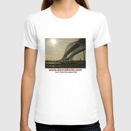 Bluewater Bridges Sarnia T-shirt