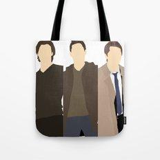 Team Free Will - Sam, Dean & Castiel Minimalist Tote Bag