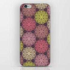 PAISLEYSCOPE flower iPhone & iPod Skin