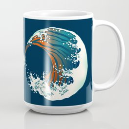 The Wave is forever Coffee Mug