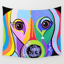 Dachshund 2 Wall Tapestry