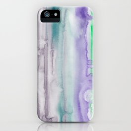 7  | 190907 | Watercolor Abstract Painting iPhone Case