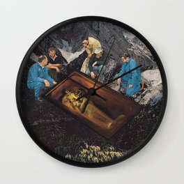 Afterlife Wall Clock