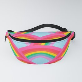 Rainbows Forever Fanny Pack