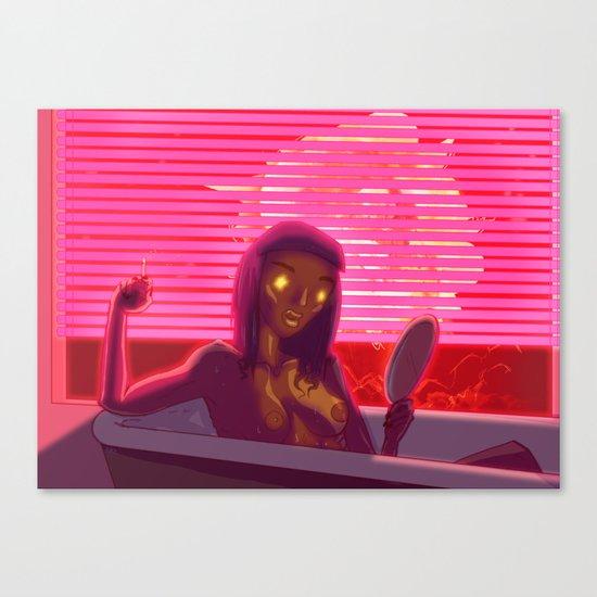 G'L'Amour Canvas Print