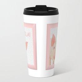 Hola! Hello! Travel Mug