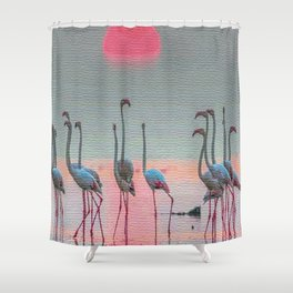 FLEMISHES 2 Shower Curtain