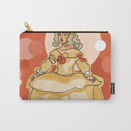 La Menina Carry-All Pouch