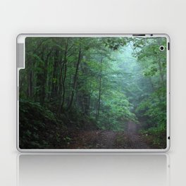 Light in the Forest Laptop & iPad Skin