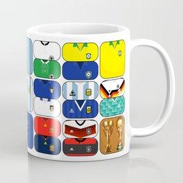 World In Motion III Coffee Mug