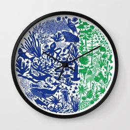 Save Our 70 Wall Clock