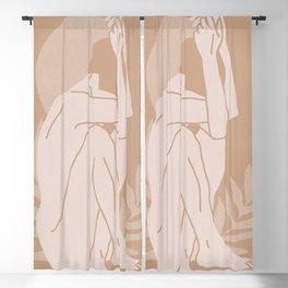 Nude 3a Blackout Curtain