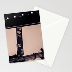 Corner of Pike Stationery Cards