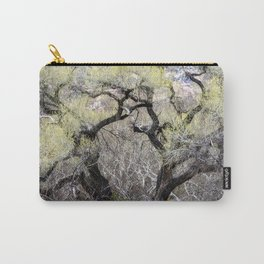 Cottonwood in Spring Carry-All Pouch