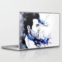 derek hale Laptop & iPad Skins featuring Derek Hale by Sterekism
