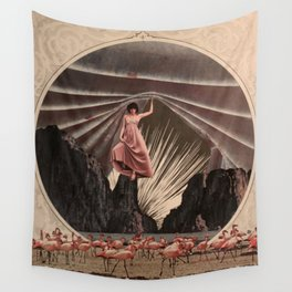 Under The Milkyway Wall Tapestry