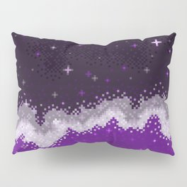 Ace Pride Flag Galaxy Pillow Sham