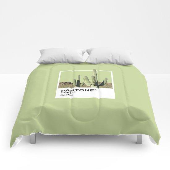 Pantone Series – Cactus by maines
