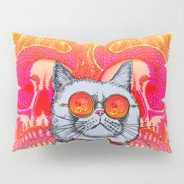 Natural Born Kittens Pillow Sham
