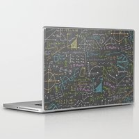 math Laptop & iPad Skins featuring Math Lessons by robyriker