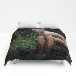 warlord nymph Comforters