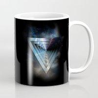 abyss Mugs featuring Abyss by ujangajojing
