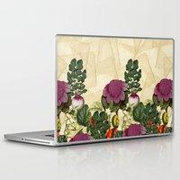 monty python Laptop & iPad Skins featuring Uncle Monty by Glanoramay