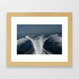 Greece Leica  Framed Art Print