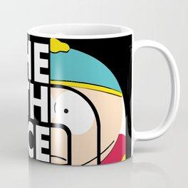The south face Coffee Mug