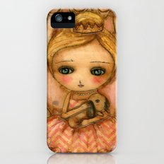 The Bunny And The Ballerina iPhone (5, 5s) Slim Case