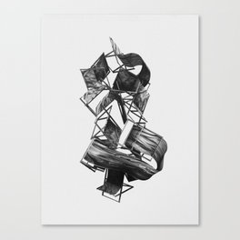 My Humble Throne Canvas Print