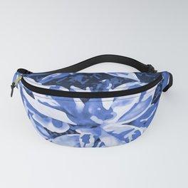 Aloha Blue Fanny Pack