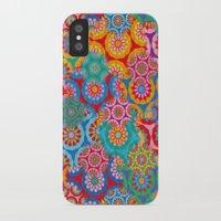 bohemian iPhone & iPod Cases featuring Bohemian by Helene Michau