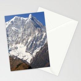 Nilgiri South, The Himalayas, Nepal Stationery Cards