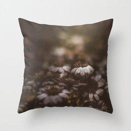 I was dizzy when we met Throw Pillow