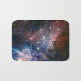 The Carina Nebula Bath Mat