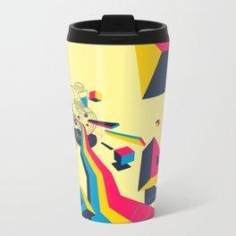 lenspectrum Metal Travel Mug