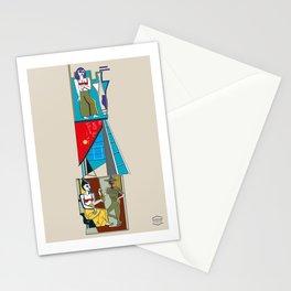 Edificio San Gabriel -Detail- Stationery Cards