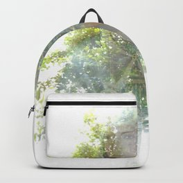 Where the sea sings to the trees - 11 Backpack