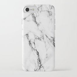 Marble #texture iPhone Case