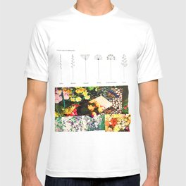 Various Types of Inflorescence T-shirt