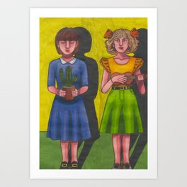 Spring/Summer Art Print