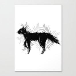 Magical creature Canvas Print