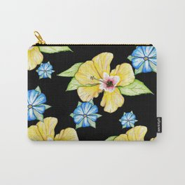 Floral Mood IIII Carry-All Pouch