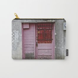 The Pink Door Carry-All Pouch