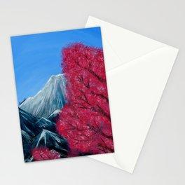 Sakura Season Stationery Cards